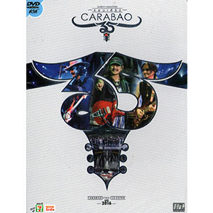 CARABAO/CONCERT 35TH CARABAO LIVE 2016 CARABAO THE LEGEND 2DVD